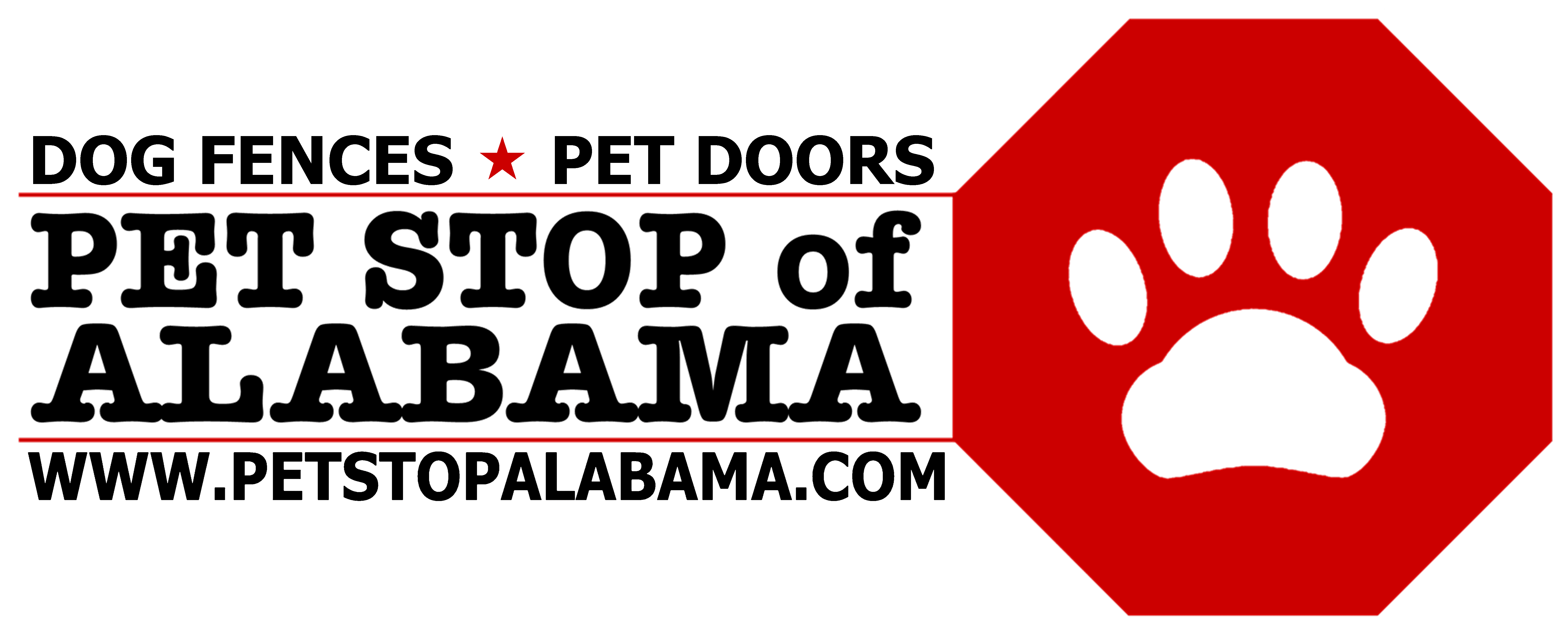 Pet Stop Pet Fence Systems of Alabama